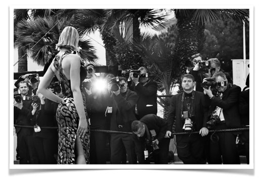Oscars_Black and White Photo