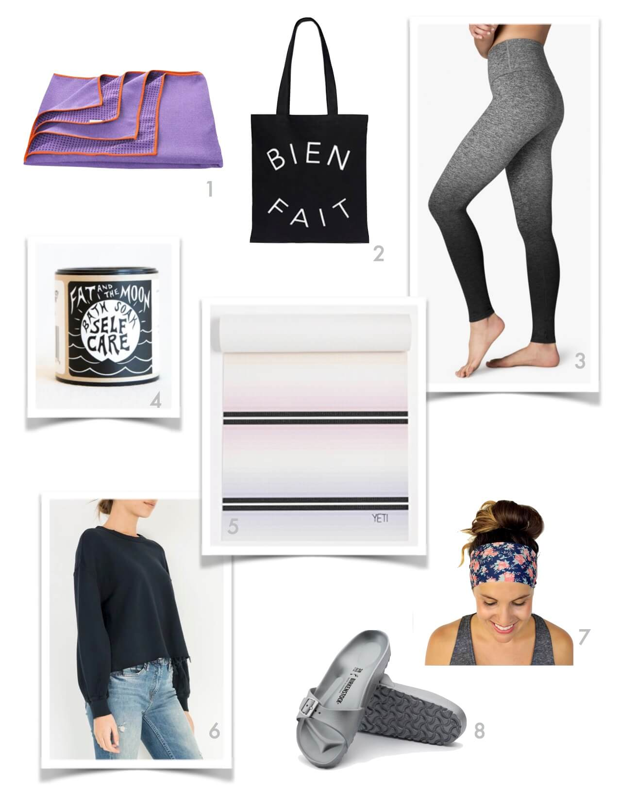 Yoga Gear Favorites