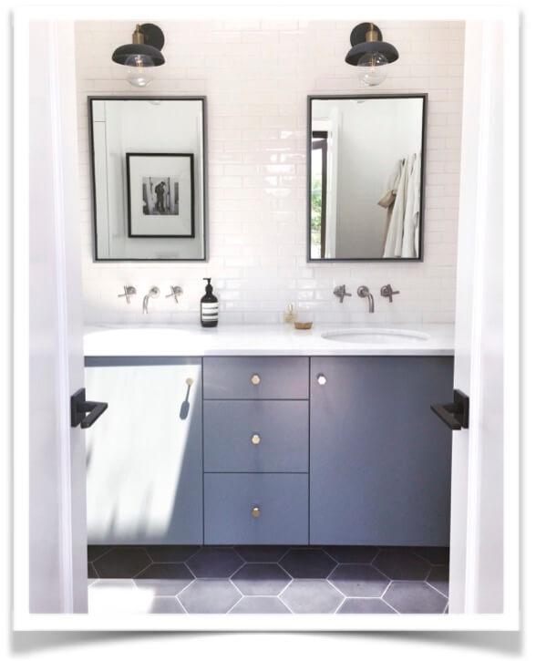 Venice Beach Master Bathroom
