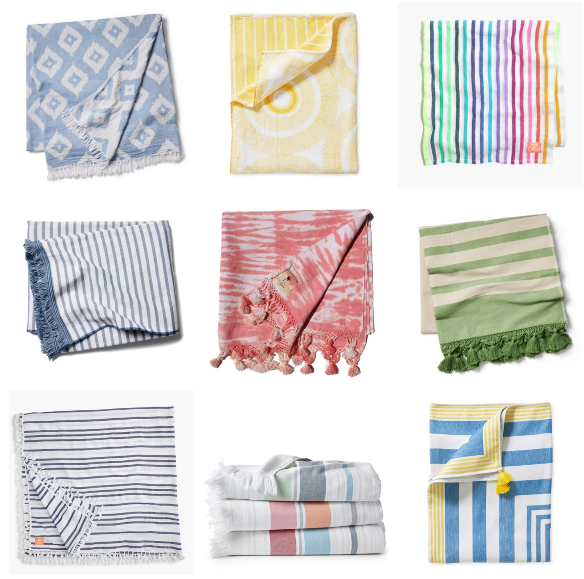 9 great beach towels