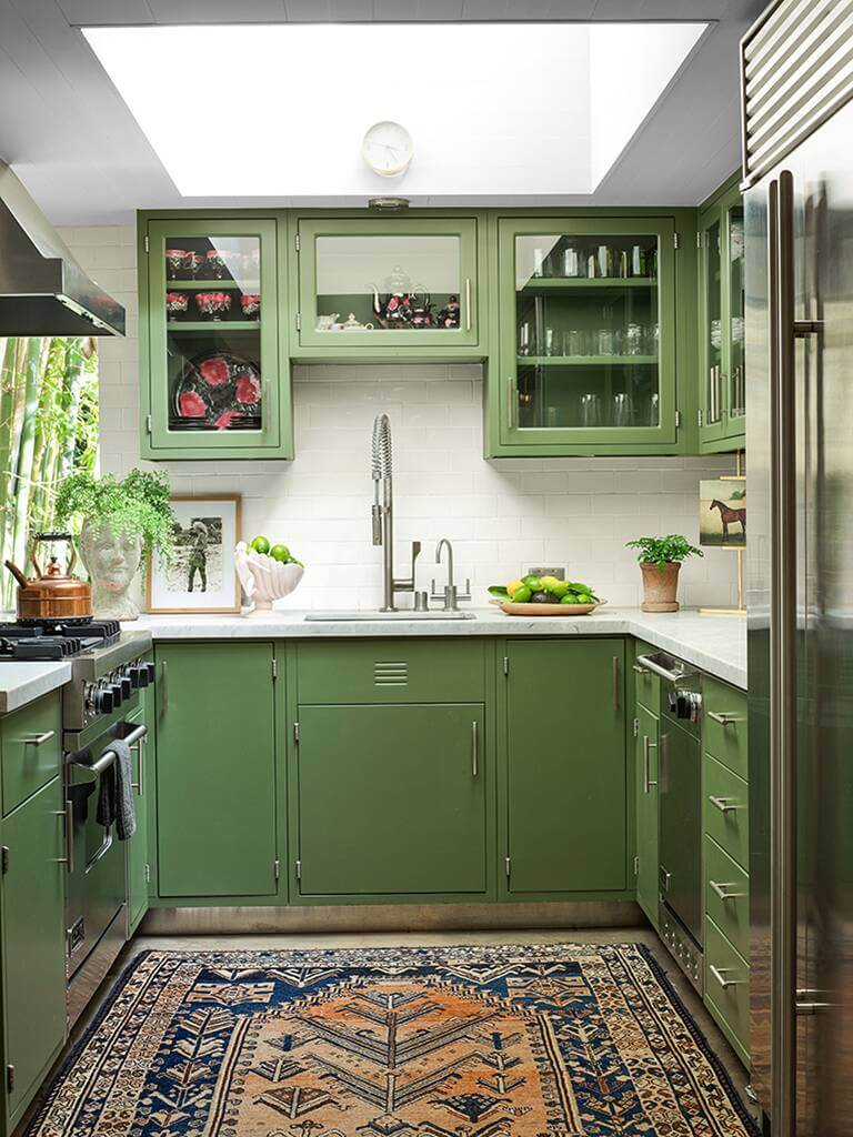 Colorful Kitchen Ideas To Brighten Your Cook Space Daleet Spector Design
